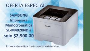 Renta de Impresoras Oferta Especial